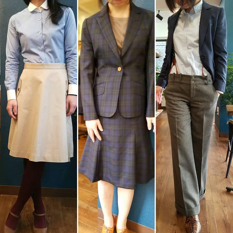 order suit navy 【HANJYOクラブ会員】